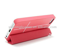 Latest Smart cover for iphone 5, Intelligent Magnetic Smart Cover for iPhone 5
