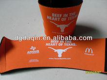 Nice Mcdonald Coffee Sleeve, Neoprene coffee sleeve