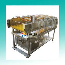 HP-360 high pressure spray type Almond washing cleaning machine, washer cleaner machine