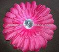 mais quente rosa gerbera daisy flor cabeças 4 polegadas 7 estabelece multicolorida