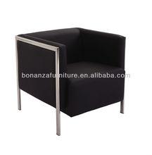 modern leather single chair 870#