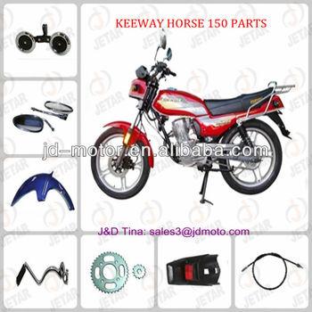 Repuestos de motos HORSE 150
