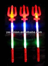led flash glow finger light stick/bar