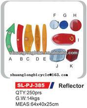 buen quanlity reflector bicicleta