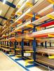 Industrial storage cantilever rack