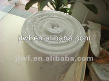 White protective polyester absorbent fiber felt