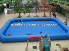 top best quality inflatable water pond for boats