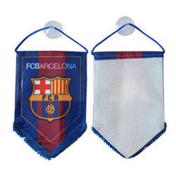 Soccer Team Pennant