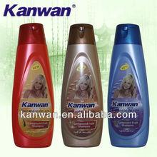 Hair Care Fruit Compound Shampoo 400ml dandruff and hair loss shampoo