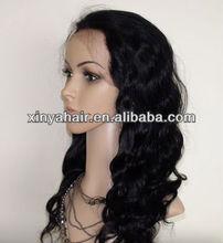 Fashion style Indian thin skin lace wigs