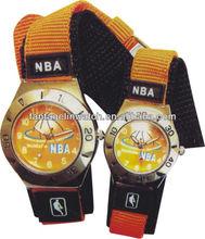 Basketball wrist watch