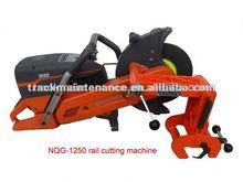 NQG-1250 steel rail track cutting machine CE Proved