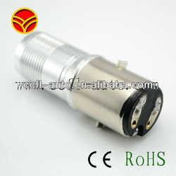 head fog 5W CREE super bright reflector motorcycle BA20D LED