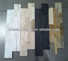 Natural quartz cultured slate stone