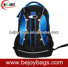polyester outdoor sports day backpack bag