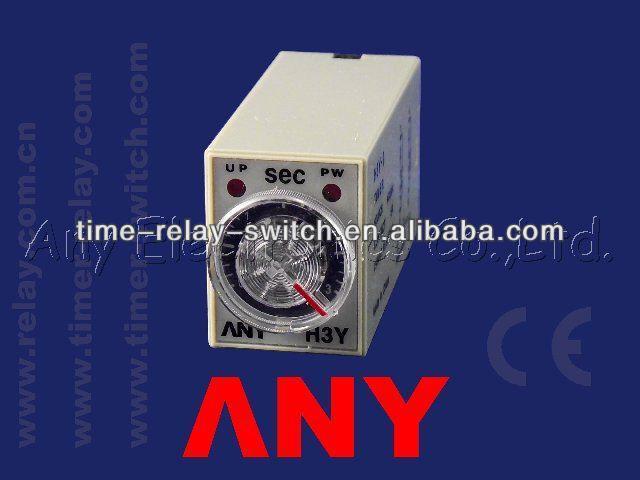 programmierbarer Timer-Schalter H3Y-2 H3Y-4 IC DC-12v Timer
