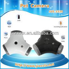 JVE-3339 Pet camera 1280*720 HD MP3; RoHS,CE,FCC;mp3 recording camera /new digital recording /audio recording equipment