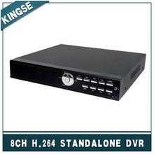 Security 8CH H.264 CCTV DVR Free DDNS