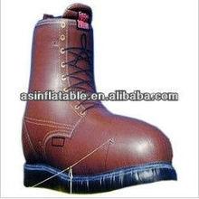 2012 best seller new design lovely inflatable shoe model