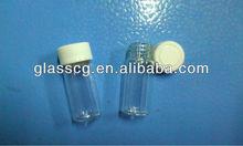1/2 drum glass vials