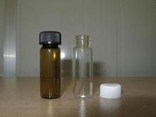 2 drum glass vials
