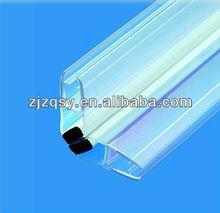 PVC magnet shower room door seals