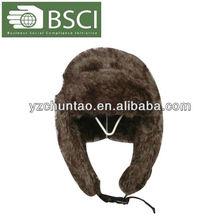fur animal hat
