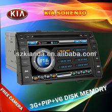 Kia Sorento Radio with 3G/GPS/Bluetooth