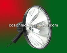 new150,175, 240mm hid handheld hunting spot light ,4x4 handheld spot light,led handheld spot light