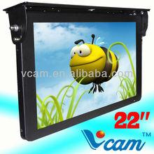 "22"" Inch Roof-fixing OEM Indoor Multimedia Digital Signage Screen(VP220C-2)"