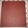 12.7mm PP interlockable sports floor tiles