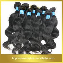 100%real virgin remy German hair wholesale human hair braiding