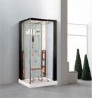 Steam sauna bath with massage shower cabin K081