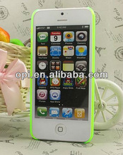 High quality white color PC cheap Mobile Phone Case