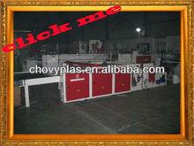 2012 CHOVYPLAS manual plastic bag sealing machine