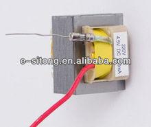 transformer inductor for DC Converter
