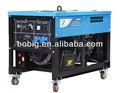échantillon disponible! 300a soudeur diesel générateurs à moteur diesel refroidi à l'eau