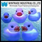 Flashing LED Bath Duck Toy