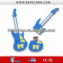 DIY blues note Guitar memory pronotion gift !