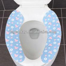 Toilet Seat Cover Set