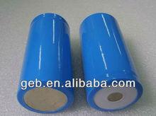 rechargeable li-ion battery 32650 3.7V 5000mah