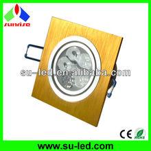 Best quality high power 5W 220v led ceiling lights