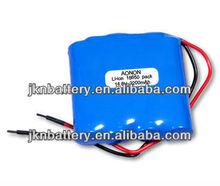 News Li-ion 18650 14.4v li-ion battery pack