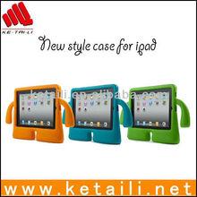 Cute Stand Silicone Case Cover For Mini Ipad