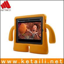 Cute Stand Silicone Case Bag For Mini Ipad