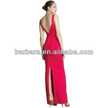 2012 party dress for women V-neck halter gown H336