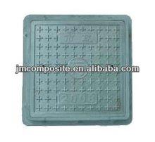 FRP/SMC Plastic Fiberglass Water Meter Box manhole cover