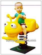 Kids spring rides bee ride LT-2114H