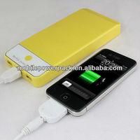 2012 hot selling power bank 12000mah mobile Powerbank for ipad/iphone, smart phone