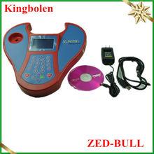 Promotion 2012 version key transponder zed bull,zed-bull v508 auto key programmer with high quality fastshipping